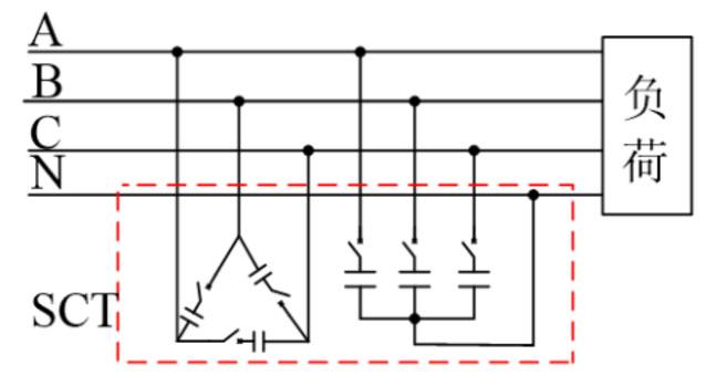 电容型不平衡治理装置原理图